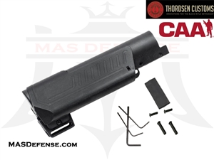 THORDSEN / CAA STANDARD PISTOL CHEEK REST KIT - BLK - 5022B