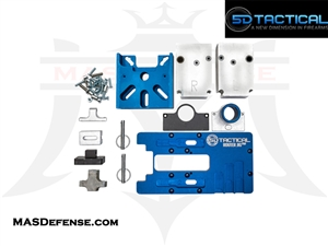5D TACTICAL .308 / AR-10 PRO UNIVERSAL 80% LOWER RECEIVER ROUTER JIG - 5D-JIG308
