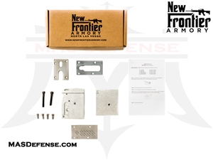 NEW FRONTIER ARMORY 80% LOWER COMPLETION JIG AR-15 / AR-9 - 80-JIG