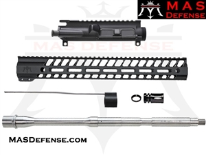 "16"" 5.56 AR-15 BUILD KIT - 15"" NERO M-LOK - NOT ASSEMBLED"