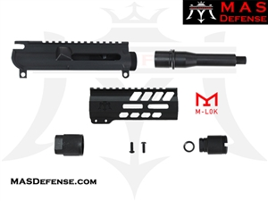 "4.75"" 9MM AR-9 BUILD KIT - NERO 5.5"" M-LOK - NOT ASSEMBLED"