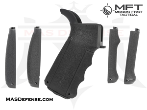 MISSION FIRST TACTICAL ENGAGE AR15 PISTOL GRIP W/ INTERCHANGEABLE STRAPS MFT - EPGI16