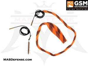 SSI .30 CAL KNOCK OUT 2 PASS GUN ROPE CLEANER - GR30-3