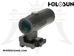 HOLOSUN 3X MAGNIFIER - FLIP TO THE SIDE - QD MOUNT - HM3X