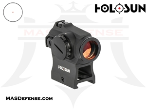 HOLOSUN RED DOT SIGHT - ROTARY SWITCH - HS403R