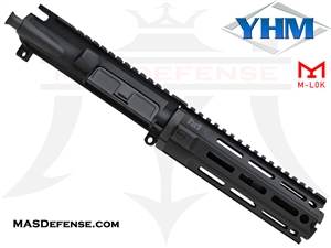 "4.75"" 9MM BARRELED UPPER - YANKEE HILL 7.29"" MR7 M-LOK"