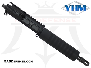 "7.5"" 5.56 / .223 BARRELED UPPER - YANKEE HILL 7.23"" KNURLED"