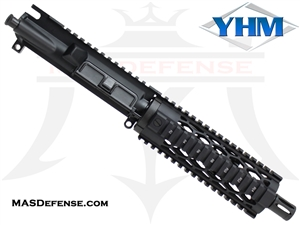 "8.5"" 300 BLACKOUT BARRELED UPPER - YANKEE HILL 7.29"" DIAMOND"