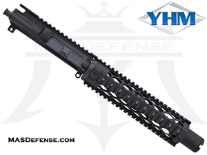 "8.5"" 300 BLACKOUT BARRELED UPPER - YANKEE HILL 9.29"" DIAMOND"