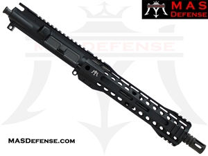 "10.5"" 300 BLACKOUT AR-15 BARRELED UPPER - MAS DEFENSE RIDGELINE 9.87"" M-LOK RAIL"
