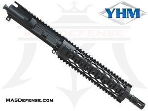 "10.5"" 300 BLACKOUT BARRELED UPPER - YANKEE HILL 9.29"" DIAMOND"