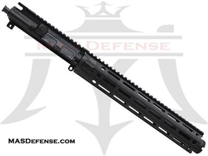 "10.5"" 300 BLACKOUT BARRELED UPPER - YANKEE HILL 12.6"" MR7 M-LOK"