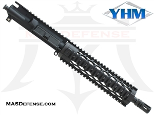 "10.5"" 9MM BARRELED UPPER - YANKEE HILL 9.29"" DIAMOND"