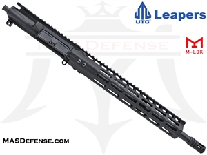 "14.5"" 5.56 / .223 BARRELED UPPER - UTG PRO SUPER SLIM 13"" M-LOK - BALLISTIC ADVANTAGE BARREL"