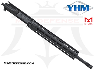 "16"" .223 WYLDE BARRELED UPPER - YANKEE HILL 12.6"" MR7 M-LOK - BALLISTIC ADVANTAGE BARREL"
