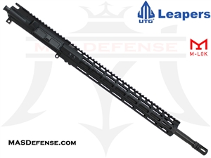 "18"" .223 WYLDE BARRELED UPPER - UTG SUPER SLIM 15"" M-LOK"