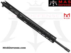 "20"" .223 WYLDE BARRELED UPPER - MAS DEFENSE 15"" MW8 OCTAGON M-LOK RAIL"