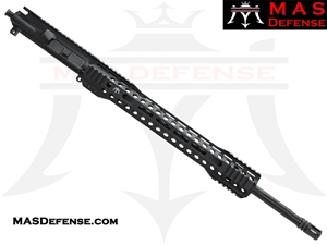 "20"" .223 WYLDE BARRELED UPPER - MAS DEFENSE RIDGELINE 15"" M-LOK RAIL"