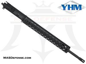 "20"" .223 WYLDE BARRELED UPPER - YANKEE HILL 15"" DIAMOND - BALLISTIC ADVANTAGE BARREL"