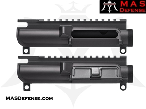 MAS DEFENSE AR-15 UPPER RECEIVER - SLICK SIDE