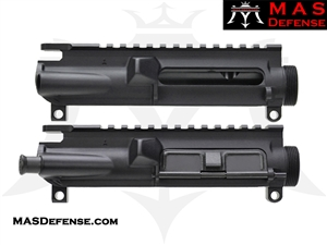 MAS DEFENSE AR-15 UPPER RECEIVER - NO T-MARK