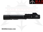 AR-9 9MM BOLT CARRIER GROUP COLT AND GLOCK LOWER BCG - MELONITE NITRIDE