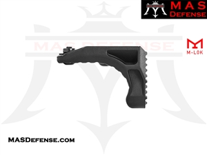 MICRO TACTICAL POLYMER HAND STOP FOR M-LOK HANDGUARDS