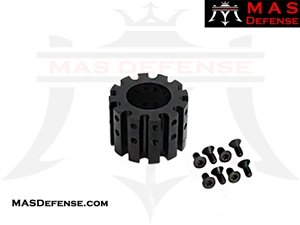 MAS DEFENSE MW8 OCTAGON AND SQUADRON BARREL NUT