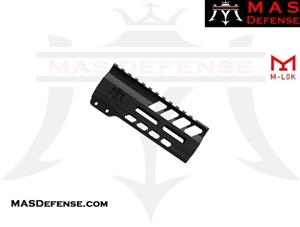 "***BLEM*** MAS DEFENSE 5.5"" NERO M-LOK FREE FLOAT"