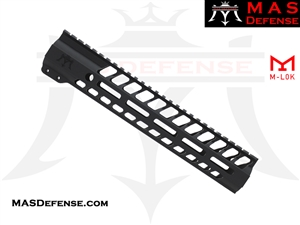 "MAS DEFENSE 11"" NERO M-LOK FREE FLOAT"