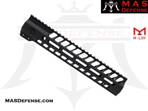 "***BLEM*** MAS DEFENSE 11"" NERO M-LOK FREE FLOAT"