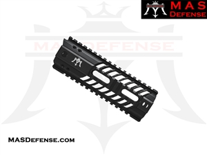 "MAS DEFENSE 7"" SQUADRON LIGHTWEIGHT QUAD RAIL"