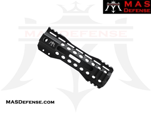 "MAS DEFENSE 7.25"" RIDGELINE M-LOK AR-15 QUAD RAIL"