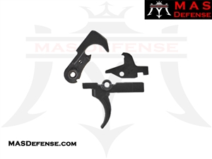 MIL-SPEC FIRE CONTROL GROUP - TRIGGER HAMMER DISCONNECTOR - MELONITE NITRIDE