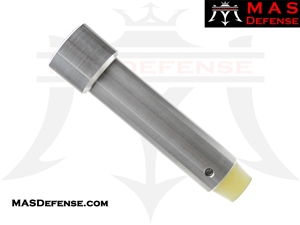 "AR-9 9MM BUFFER 4"" EXTENDED LENGTH STAINLESS STEEL - 8.2oz"