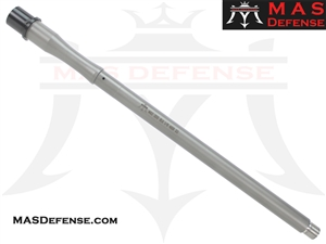 "16"" 300 BLACKOUT MATCH GRADE 1x8 416R STAINLESS STEEL BARREL - MATTE"