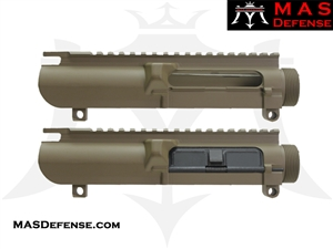 AR-10 .308 DPMS GEN 1 COMPLETE UPPER RECEIVER - FLAT DARK EARTH (FDE)
