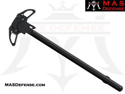 AR-10 .308 FORGED CHARGING HANDLE - DUAL PULL AMBIDEXTROUS GEN 2
