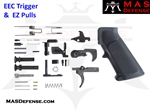 AR-10 .308 LOWER PARTS KIT MIL-SPEC W/ EASY PULL PINS - DPMS