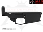AR-10 .308 DPMS GEN 1 80% FORGED LOWER RECEIVER - ANODIZED BLACK