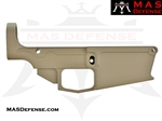 AR-10 .308 DPMS GEN 1 80% FORGED LOWER RECEIVER - FDE