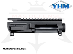 YANKEE HILL MACHINE AR-15 STRIPPED BILLET UPPER RECEIVER - YHM-110-BILLET